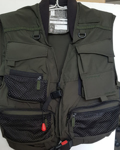 Gas Life jacket Fly Angler